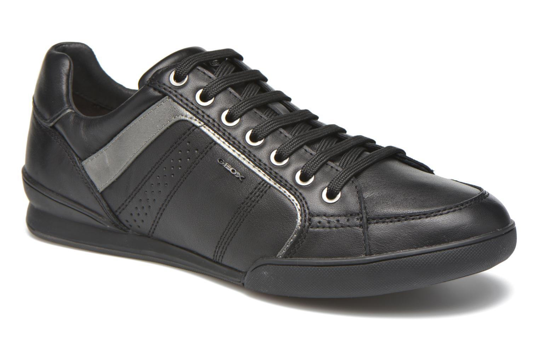 Sneaker GEOX U KRISTOF Color Nero