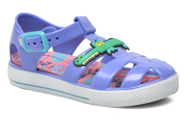 Sandales et nu-pieds Colors of California Jelly sandals CROCO Violet vue détail/paire