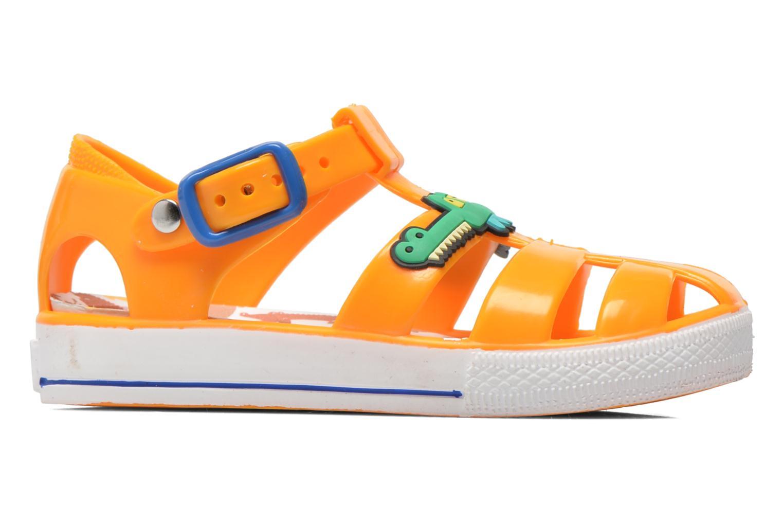 Sandales et nu-pieds Colors of California Jelly sandals CROCO Orange vue derrière