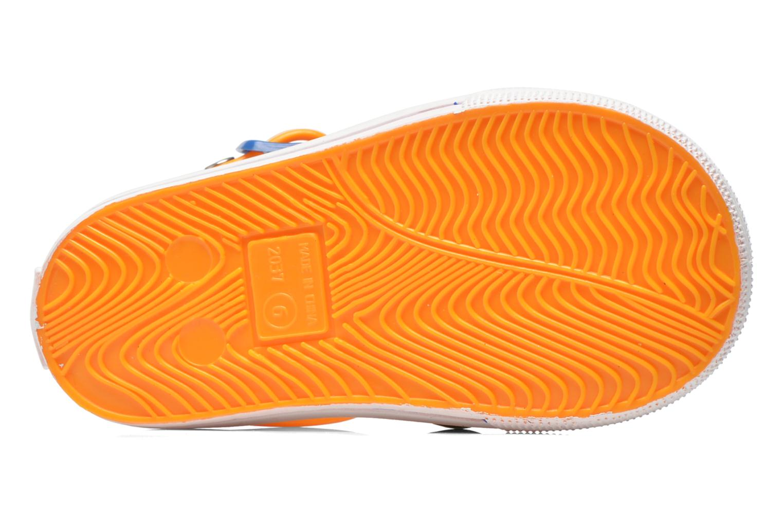 Sandales et nu-pieds Colors of California Jelly sandals CROCO Orange vue haut