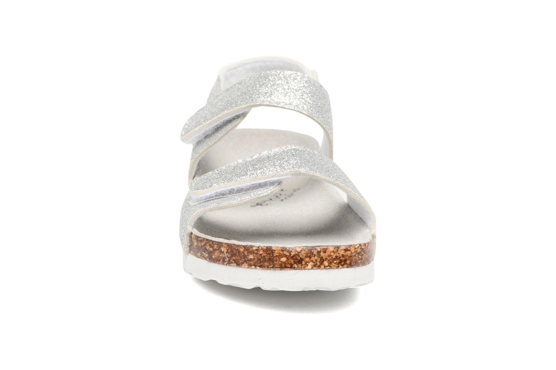 Sandaler Colors of California Bio Laminated Sandals Sølv se skoene på