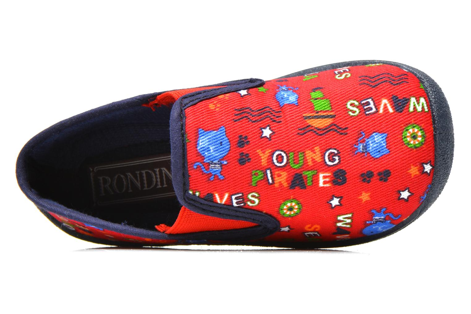 Pantoffels Rondinaud Jimmy Rood links