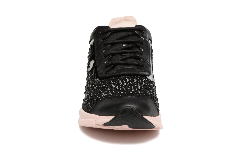 Baskets Geox D SUKIE B D62F2B Noir vue portées chaussures