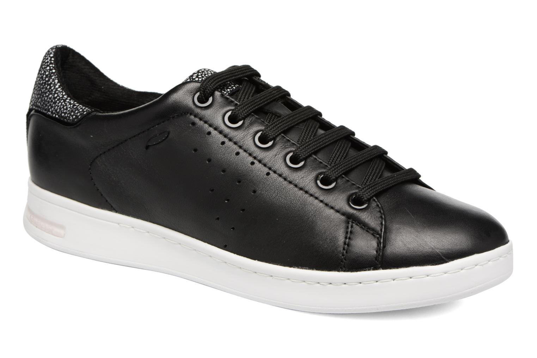 Grandes descuentos últimos zapatos Geox D JAYSEN A D621BA (Negro) - Deportivas Descuento