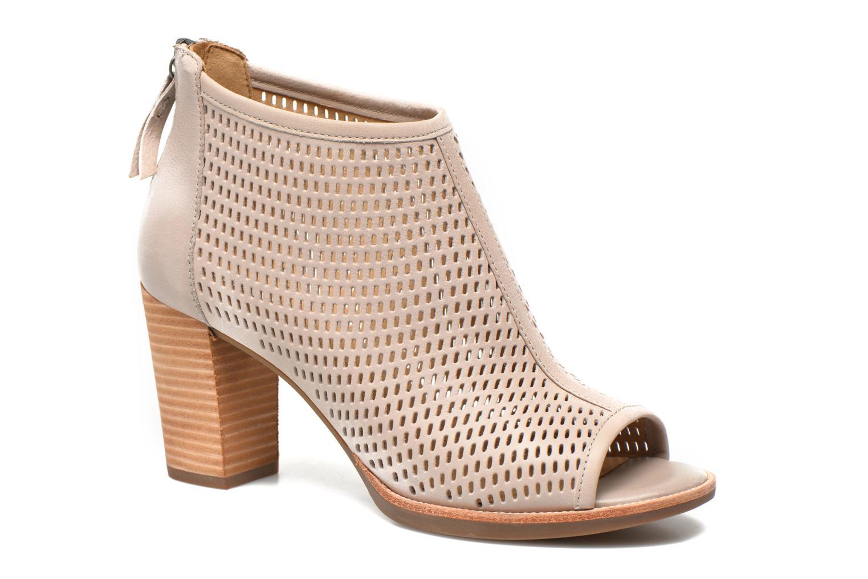 Grandes descuentos últimos zapatos Geox D NEW CALLIE E D6240E (Gris) - Botines  Descuento