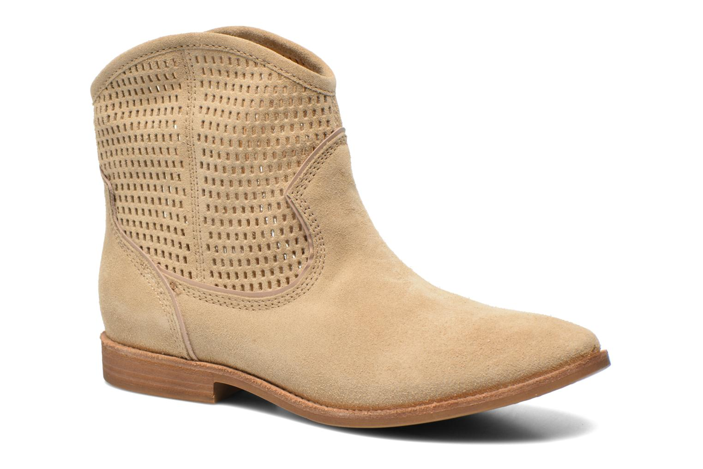 ZapatosGeox D ELIXIR E D62C7E (Beige)  - Botines    (Beige) Cómodo y bien parecido cbfa0f