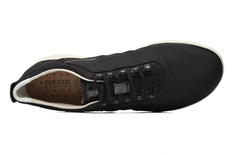 Sneakers Geox D NEBULA A D621EA Zwart links