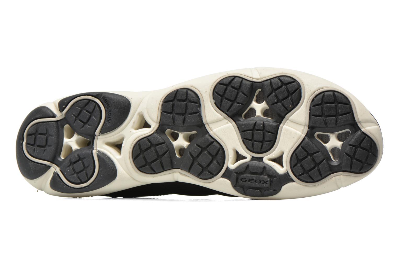 Sneakers Geox D NEBULA A D621EA Zwart boven