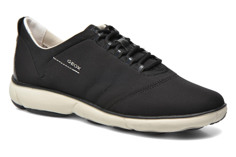 Sneakers Geox D NEBULA A D621EA Zwart detail