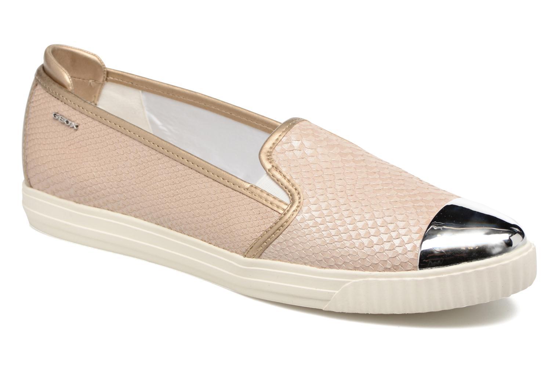 Grandes descuentos últimos zapatos Geox D AMALTHIA D D621MD (Rosa) - Mocasines Descuento