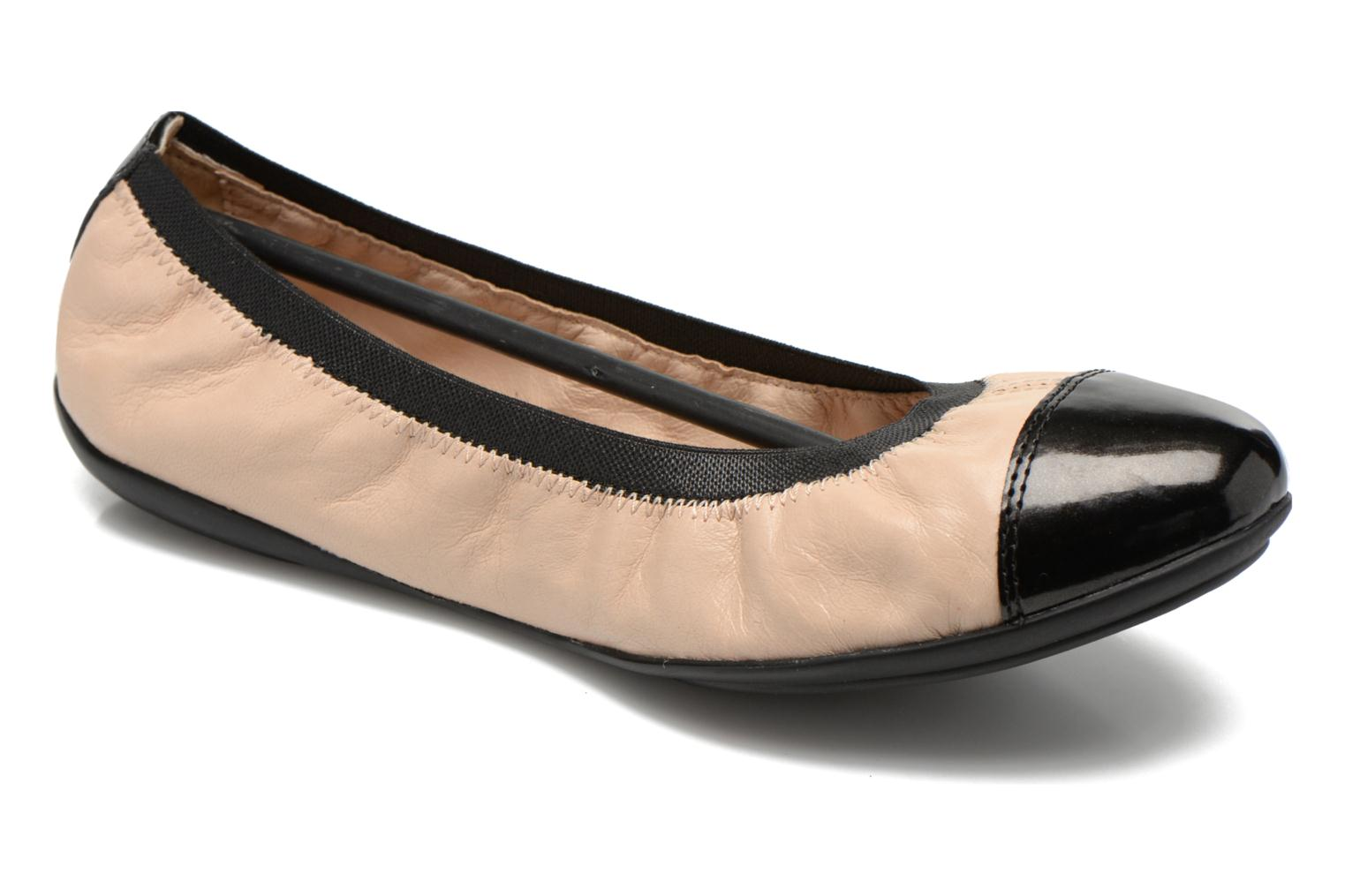 Ballet pumps Geox D CHARLENE A D62Y7A Beige detailed view/ Pair view