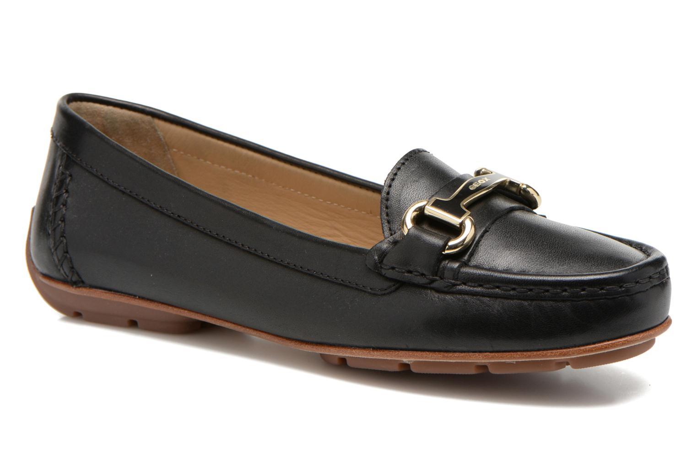 Grandes descuentos últimos zapatos Geox D ITALY B D62M7B (Negro) - Mocasines Descuento
