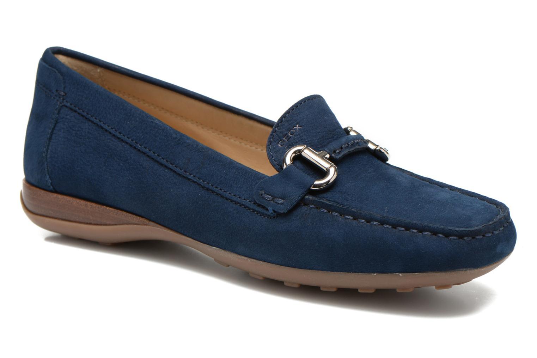 Zapatos promocionales Geox D EUXO D D6245D (Azul) - Mocasines   Casual salvaje