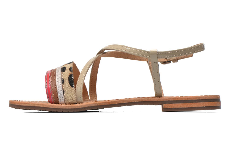 Sandales et nu-pieds Geox D SOZY O D622CO Multicolore vue face