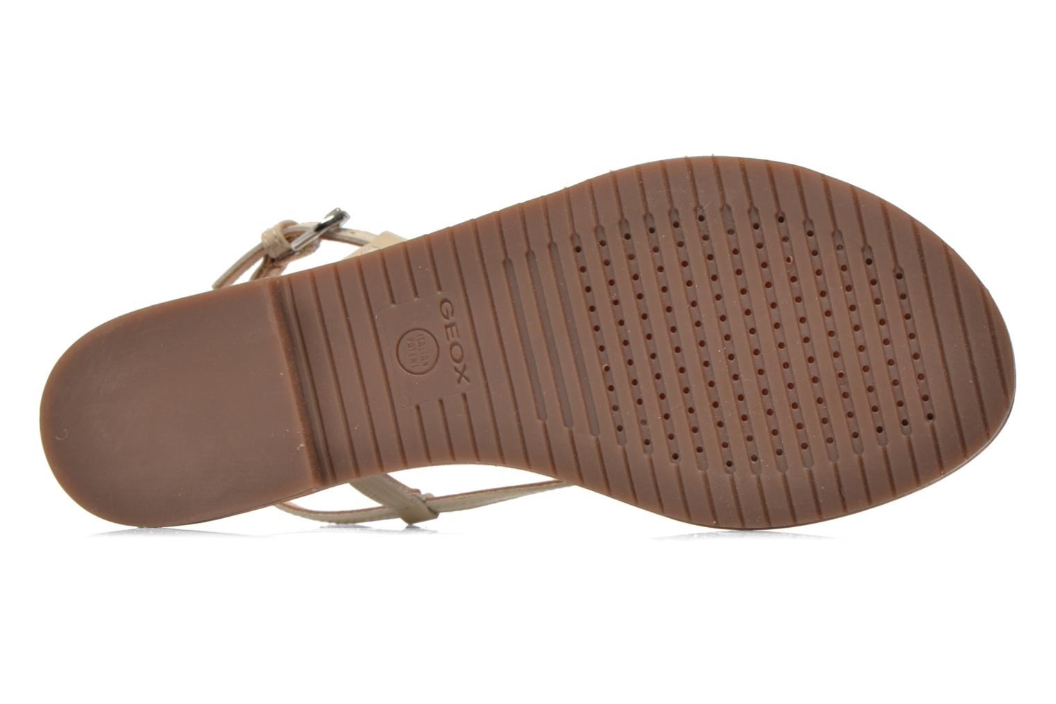 D SOZY O D622CO LT TAUPE/CORAL