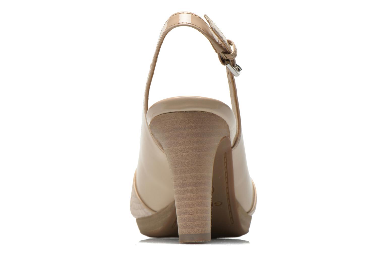 Sandales et nu-pieds Geox D LANA B D62Q6B Beige vue droite