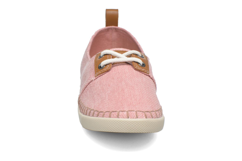 Chaussures à lacets P-L-D-M By Palladium Baclara Cvs Rose vue portées chaussures