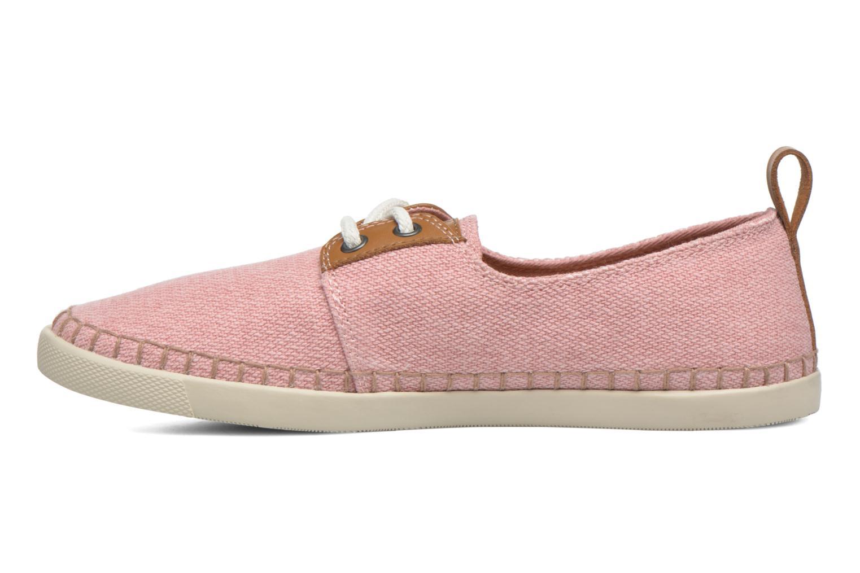 Chaussures à lacets P-L-D-M By Palladium Baclara Cvs Rose vue face