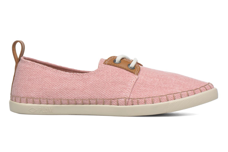 Chaussures à lacets P-L-D-M By Palladium Baclara Cvs Rose vue derrière