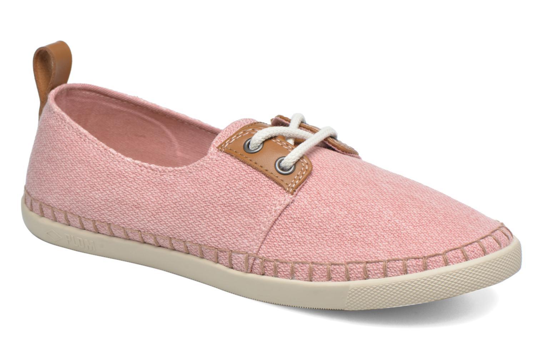 Chaussures à lacets P-L-D-M By Palladium Baclara Cvs Rose vue détail/paire