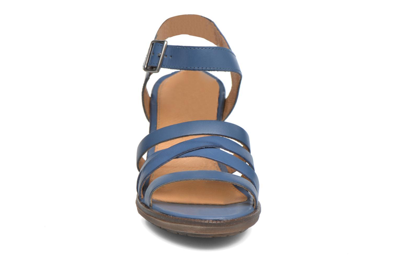 Sandales et nu-pieds P-L-D-M By Palladium Gaya Frl Bleu vue portées chaussures