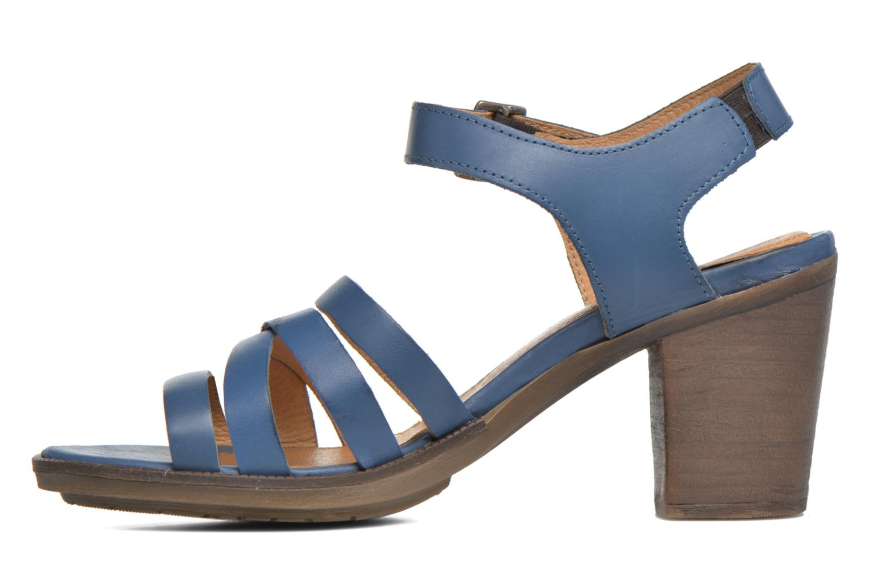 Sandales et nu-pieds P-L-D-M By Palladium Gaya Frl Bleu vue face