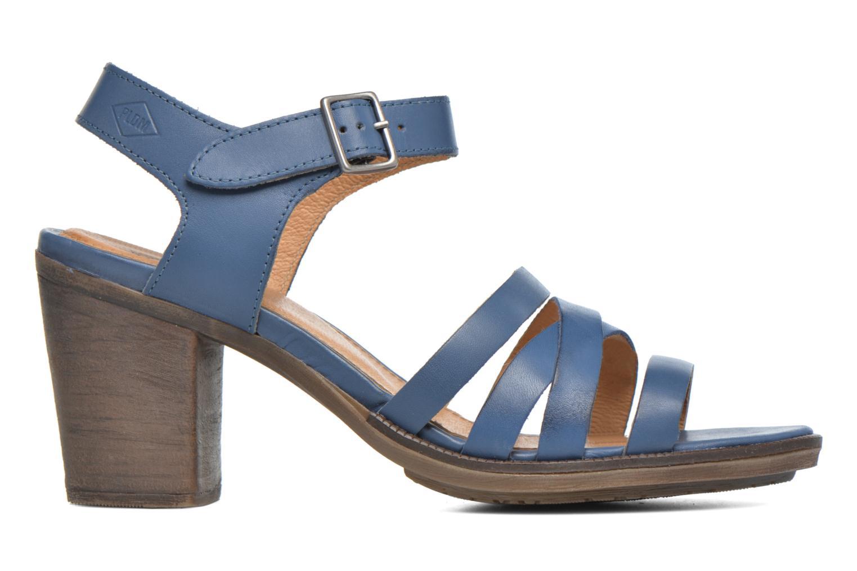 Sandales et nu-pieds P-L-D-M By Palladium Gaya Frl Bleu vue derrière