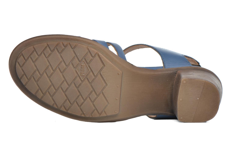 Sandales et nu-pieds P-L-D-M By Palladium Gaya Frl Bleu vue haut