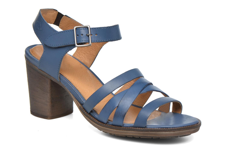 Sandales et nu-pieds P-L-D-M By Palladium Gaya Frl Bleu vue détail/paire