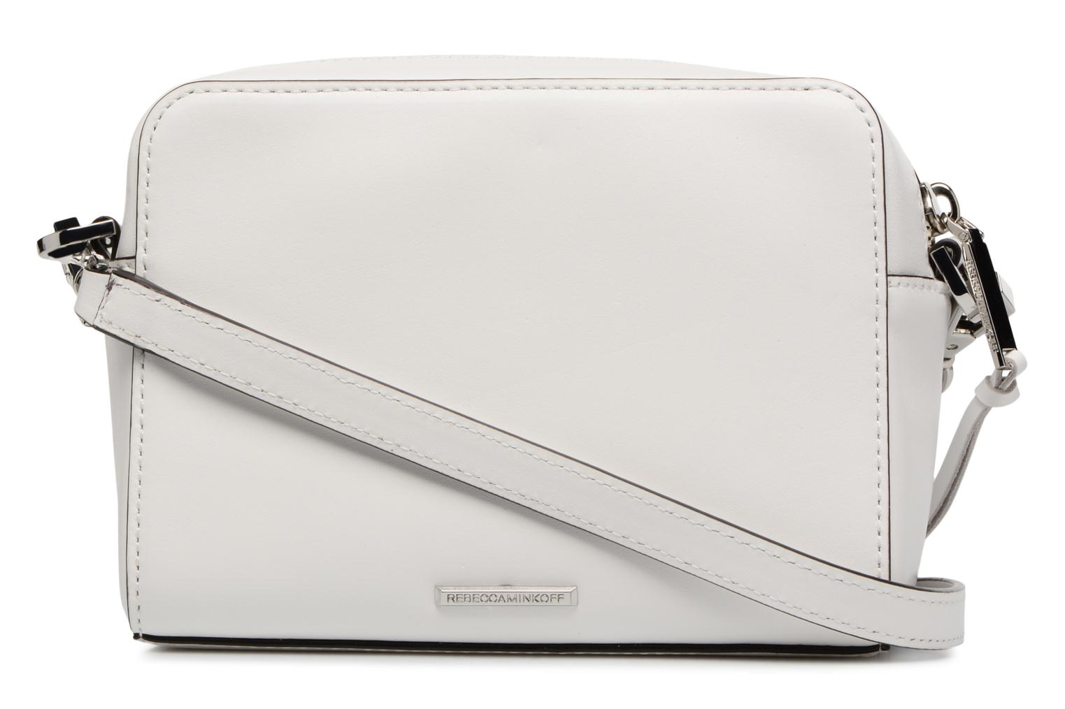 Sacs à main Rebecca Minkoff Mini Sofia Crossbody Blanc vue face
