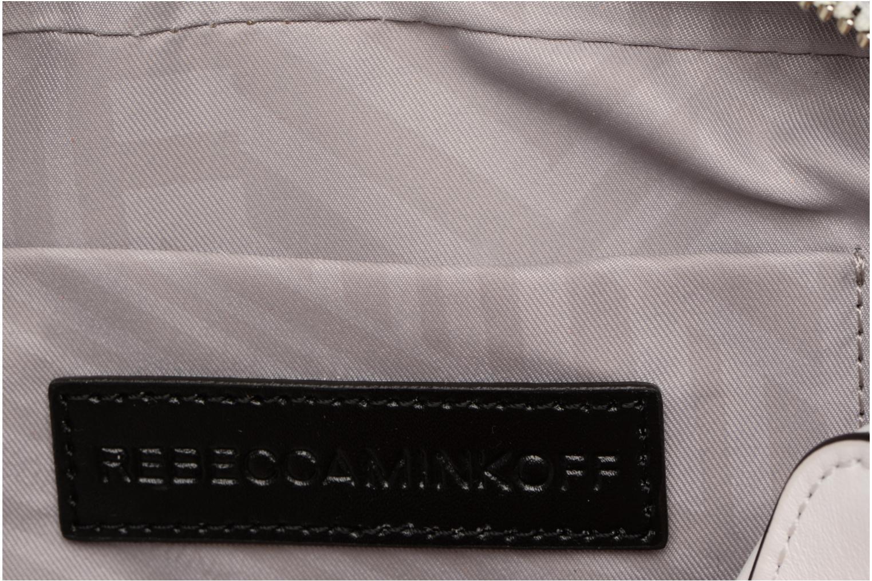 Sacs à main Rebecca Minkoff Mini Sofia Crossbody Blanc vue derrière