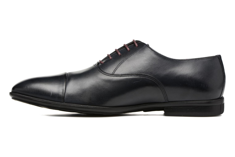 Chaussures à lacets Le Formier Rawle45 Bleu vue face