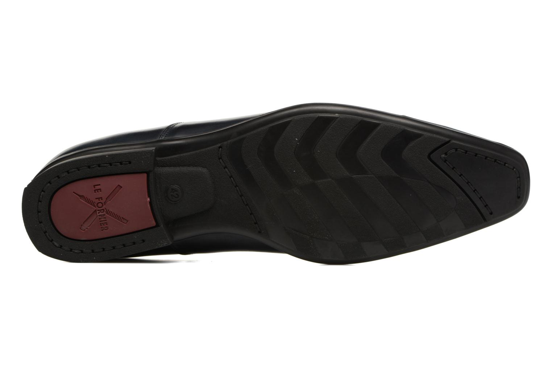 Chaussures à lacets Le Formier Rawle45 Bleu vue haut