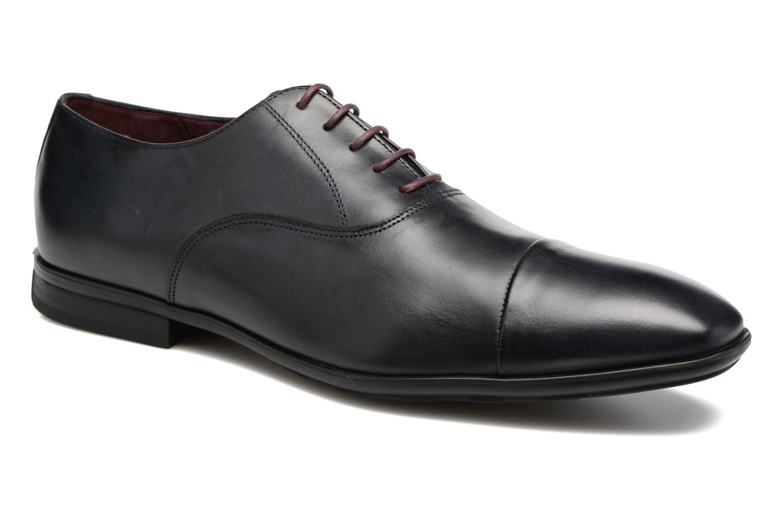 Chaussures à lacets Le Formier Rawle45 Bleu vue détail/paire