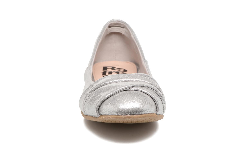 Bailarinas Refresh Sandy 61732 Plateado vista del modelo