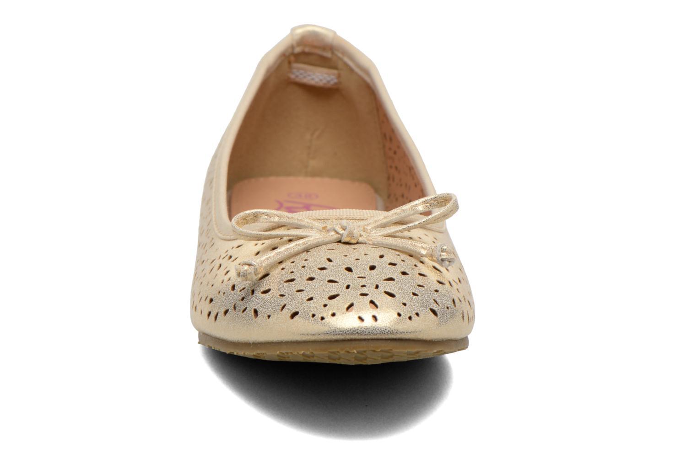 Ballerinas Refresh Coline 61818 gold/bronze schuhe getragen