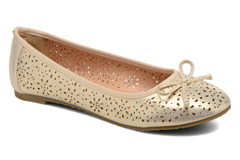 Ballerinas Refresh Coline 61818 gold/bronze detaillierte ansicht/modell