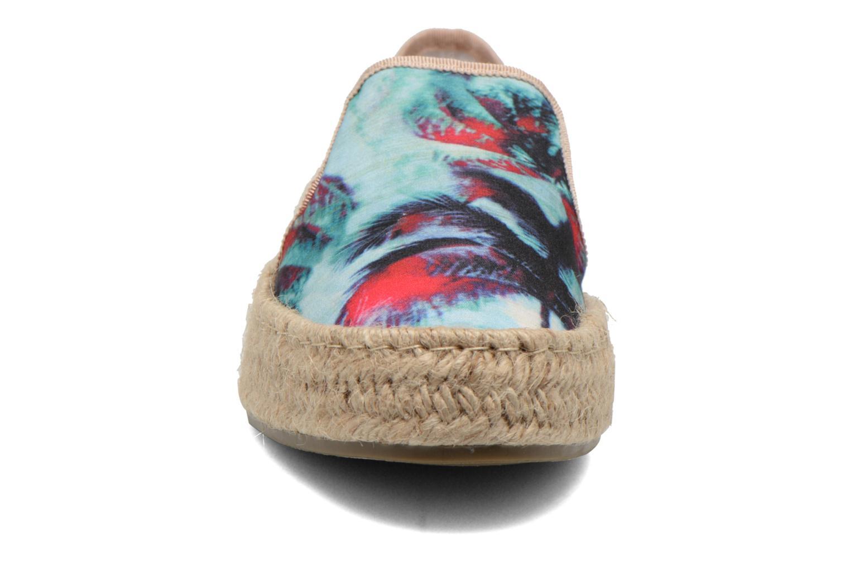 Baskets Refresh Agnes 62087 Multicolore vue portées chaussures