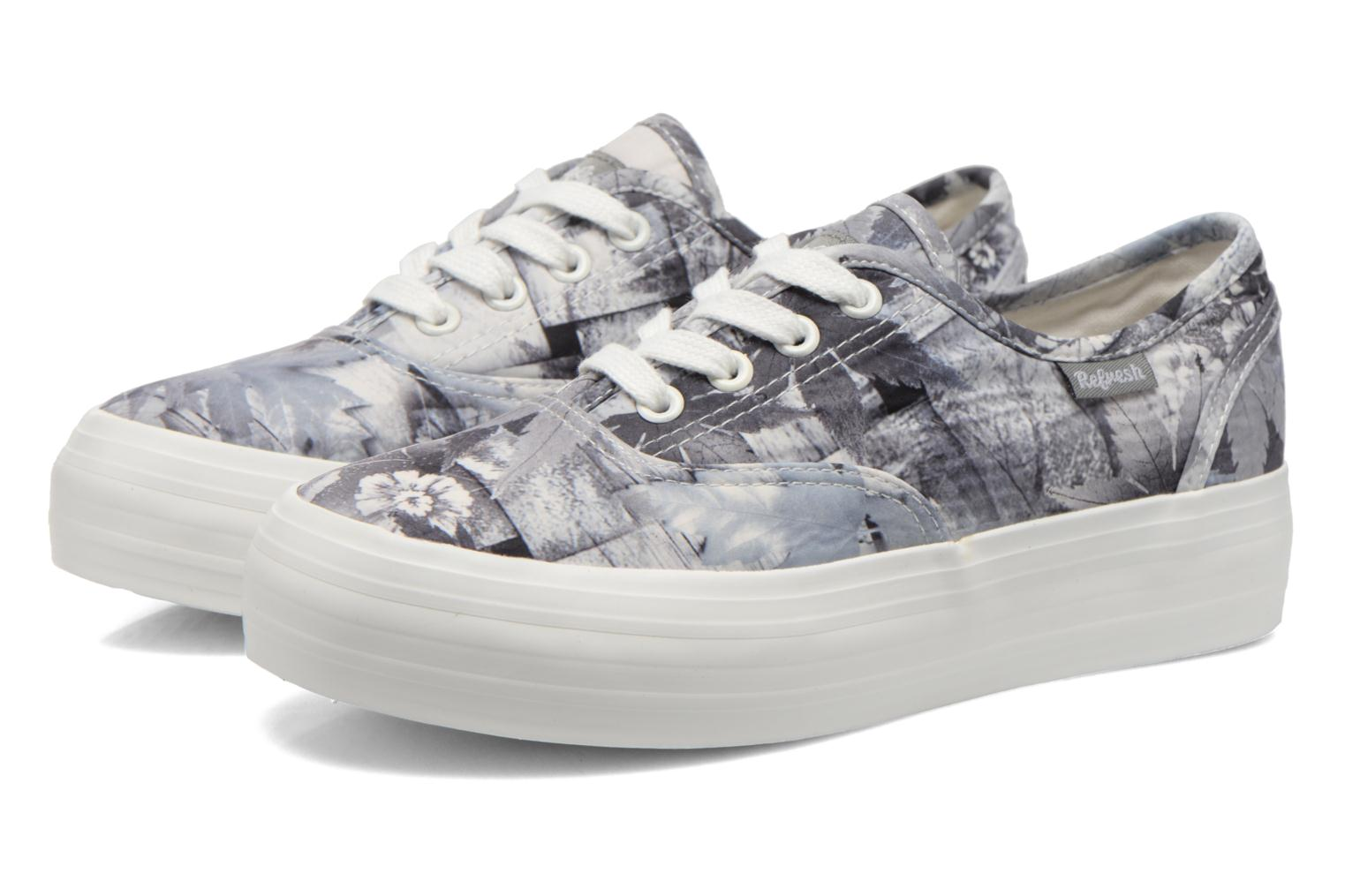Trainers Refresh Holly 62081 Grey 3/4 view