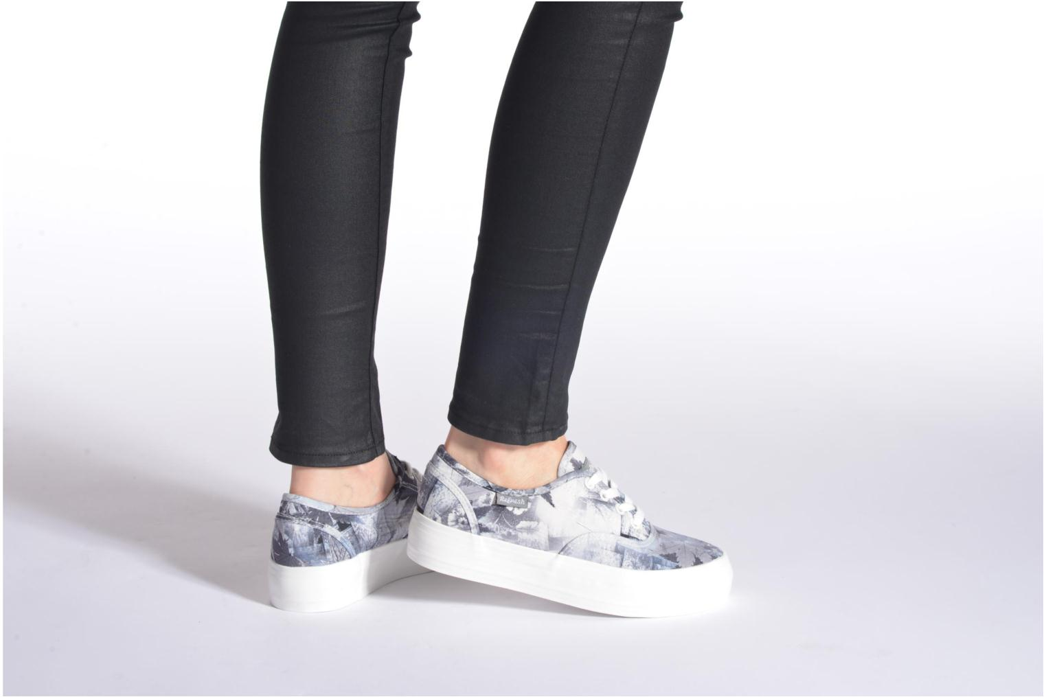 Trainers Refresh Holly 62081 Grey view from underneath / model view