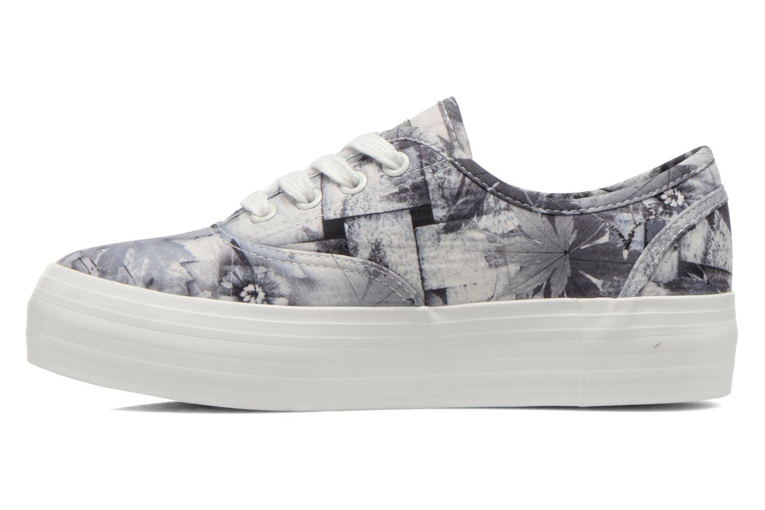 Trainers Refresh Holly 62081 Grey front view