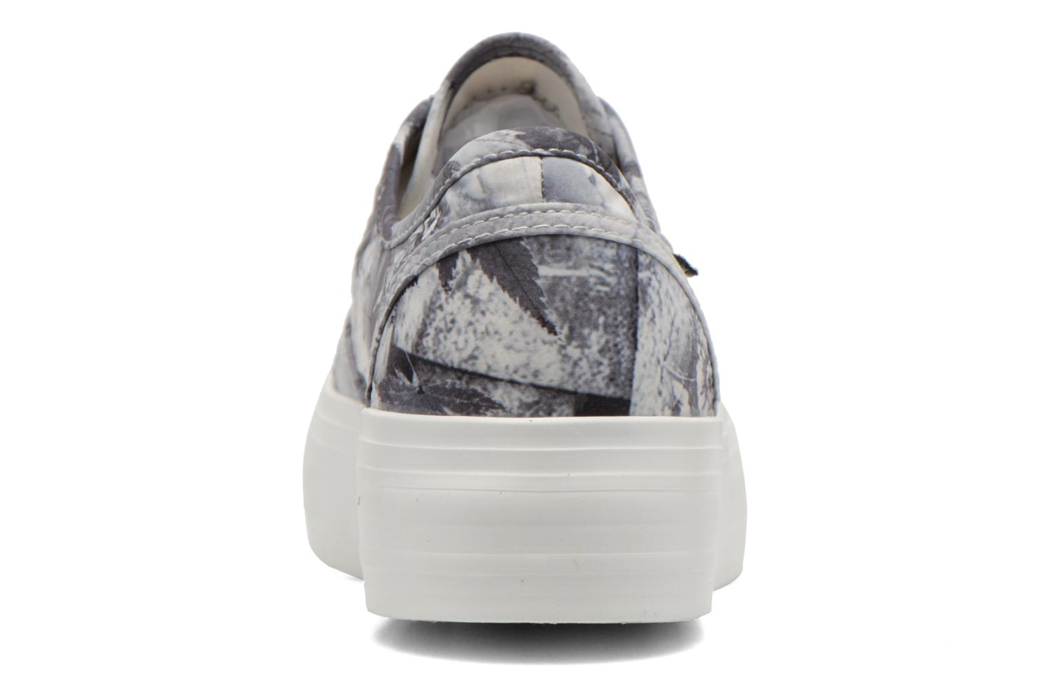 Trainers Refresh Holly 62081 Grey view from the right