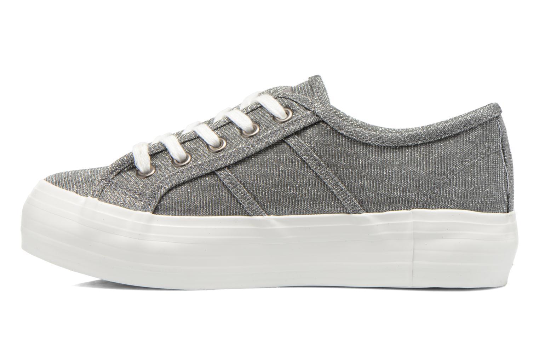 Sneakers Refresh Cory 61908 Sølv se forfra