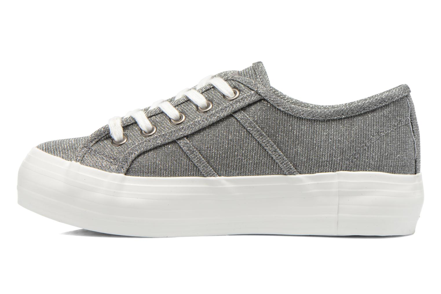 Trainers Refresh Cory 61908 Silver front view