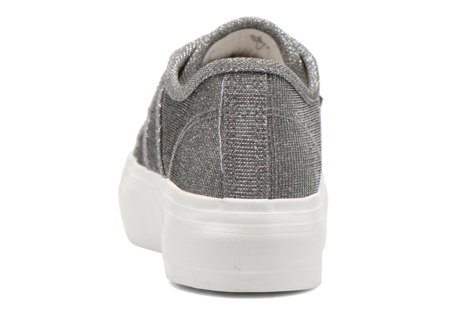 Trainers Refresh Cory 61908 Silver view from the right