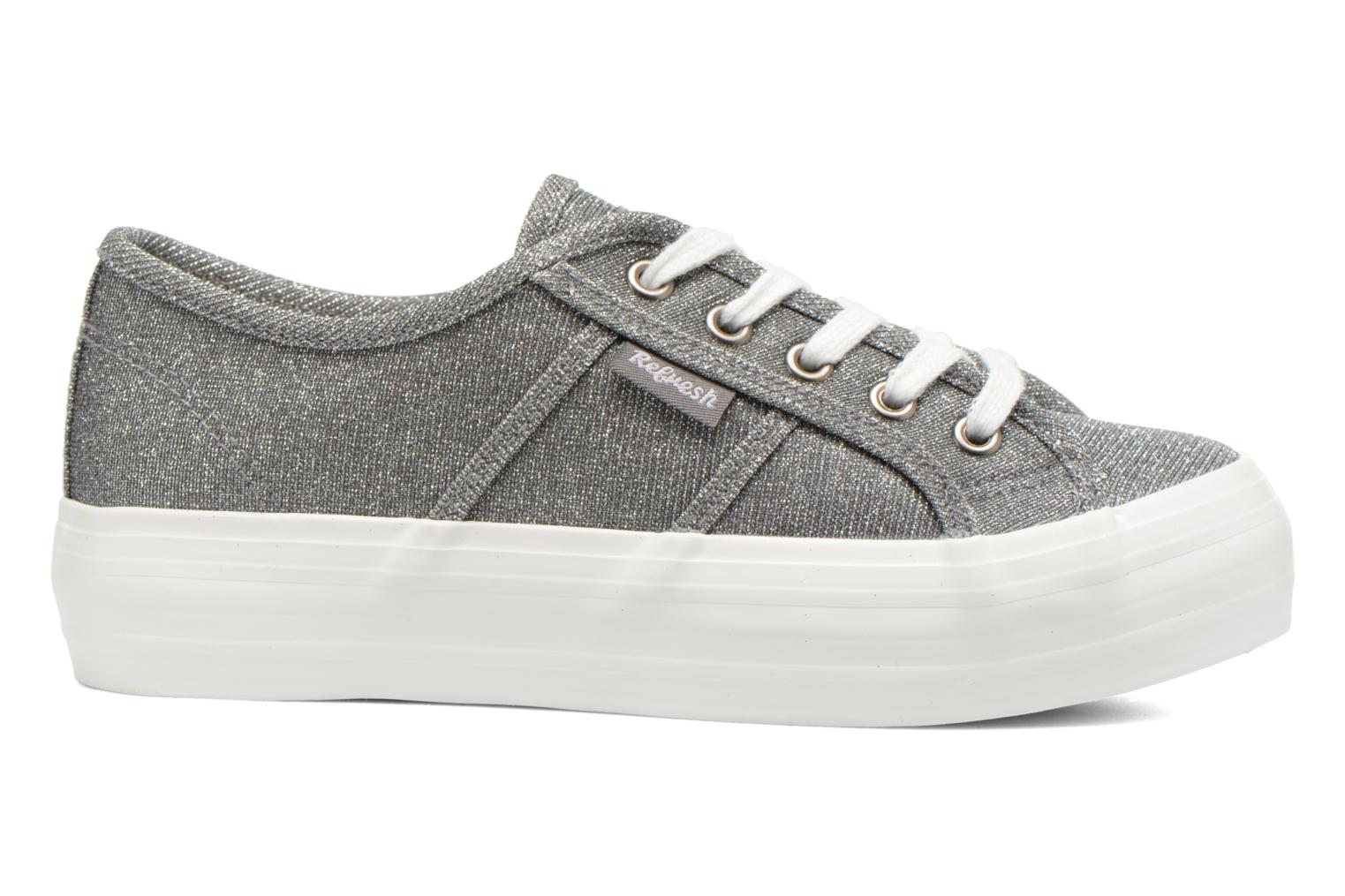 Trainers Refresh Cory 61908 Silver back view