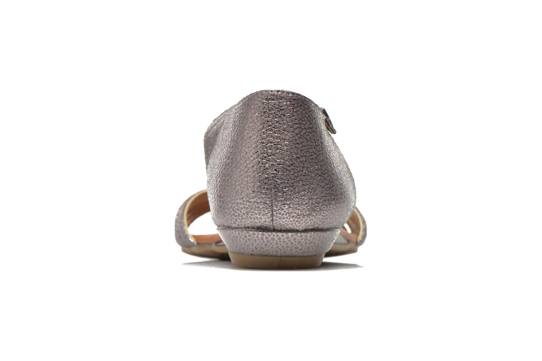 Sandales et nu-pieds Refresh Casey 61767 Argent vue droite
