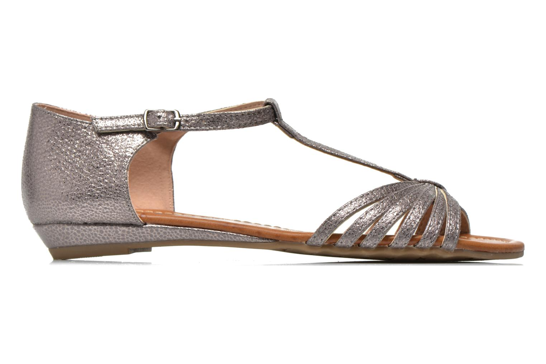 Sandales et nu-pieds Refresh Casey 61767 Argent vue derrière