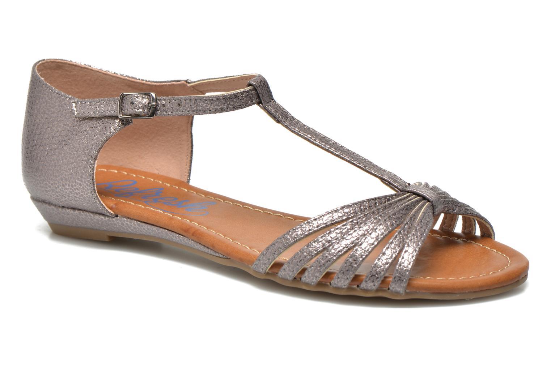 Sandales et nu-pieds Refresh Casey 61767 Argent vue détail/paire
