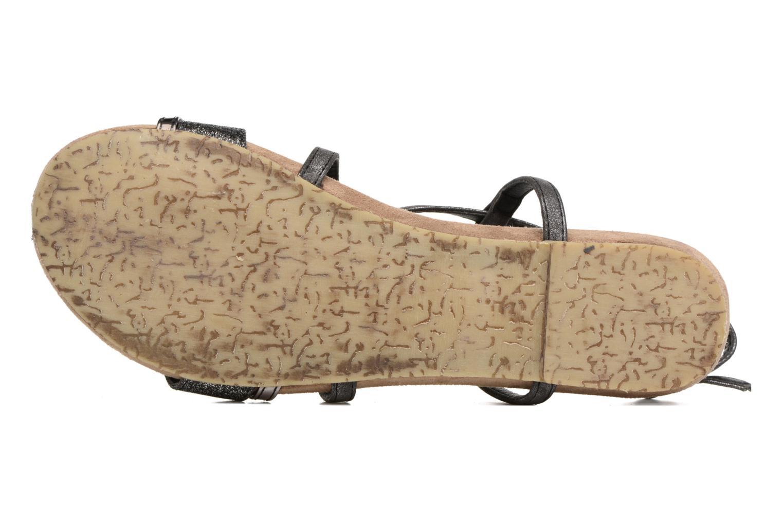 Sandales et nu-pieds Refresh Transat 62015 Noir vue haut